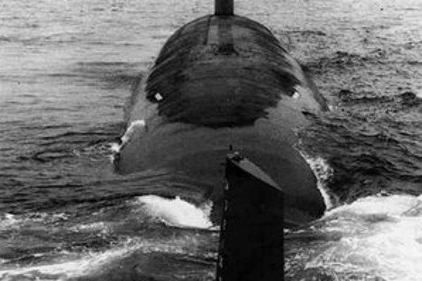 Ponorka USS Thresher (SSN 593) bola dlhá 85 metrov a vážila 4000 ton.