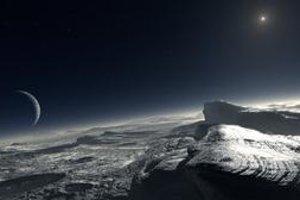 Slnečná sústava má iba osem planét. Pluto o toto označenie prišlo.