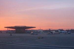 Aj známe letisko Šeremetevo začínalo ako vojenský objekt.