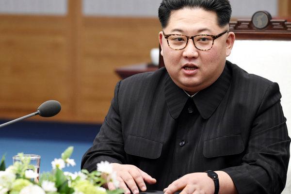 Vodca KĽDR Kim Čong-un