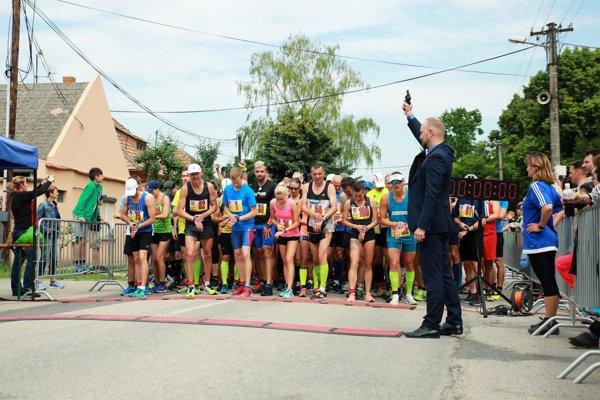 Na Behu Gáňom zaznamenali nový účastnícky rekord.