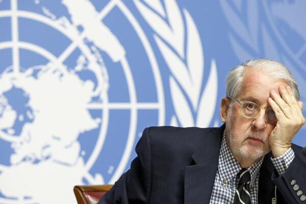 Vyšetrovaciu komisia OSN pre Sýriu vedie brazílsky expert na právo Paulo Sérgio Pinheiro.