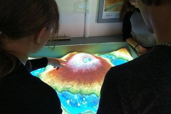 V múzeu zvolili interaktívny prístup.
