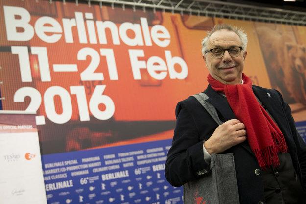 Riaditeľ festivalu Dieter Kosslick chce podporiť utečencov v Nemecku.