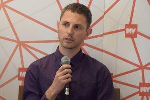 Jozef Galis , správca informačných technológií Turvodu.