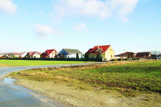 Výstavbou by sa podľa obyvateľov zmenil ráz a charakter celej lokality.