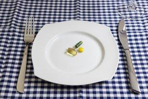Vitamínové doplnky nedokážu nehradiť živiny v potravinách.