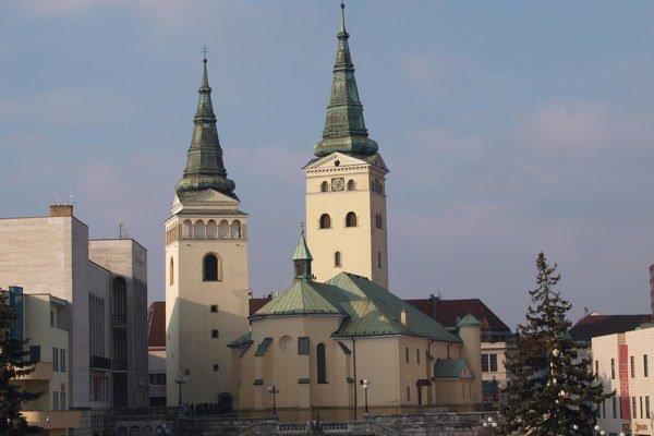 Katedrála Najsvätejšej Trojice.