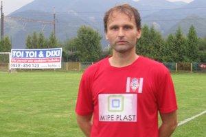 Pavol Kubovich, hrajúci tréner FK Fatran Varín je na svoj tím hrdý.