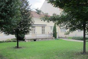 Múzejná záhrada v Seredi.