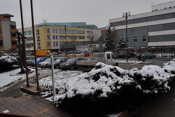 Mesto Žilina je pripravené na sneh.