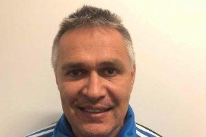 Nový tréner Spišiakov Vladimír Turan.