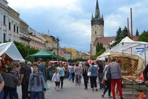 Prešov. Má z roka na rok menej obyvateľov.