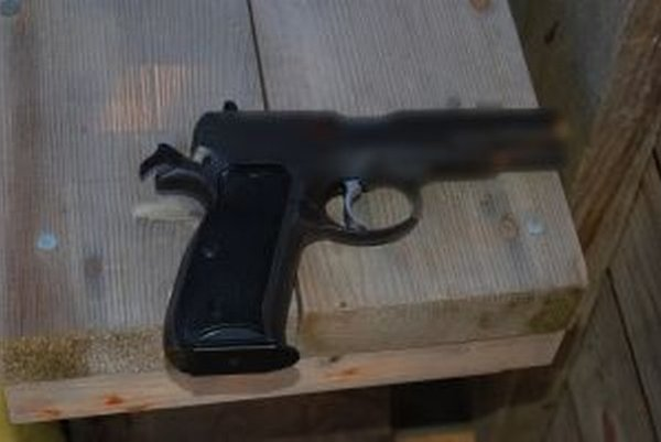 Martinova zbraň, ktorou zabil aj seba