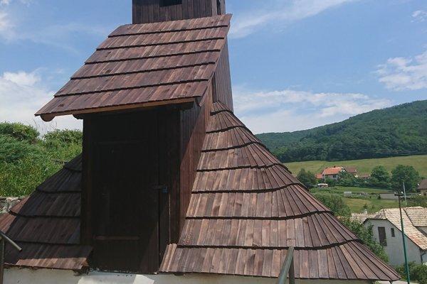 Miestna zvonička už po rekonštrukcii