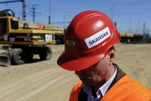 Stavebná firma Skanska dostala informáciu o opätovnom vylúčení z tendra.