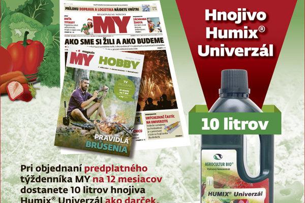 predplatiteľská akcia s hnojivom