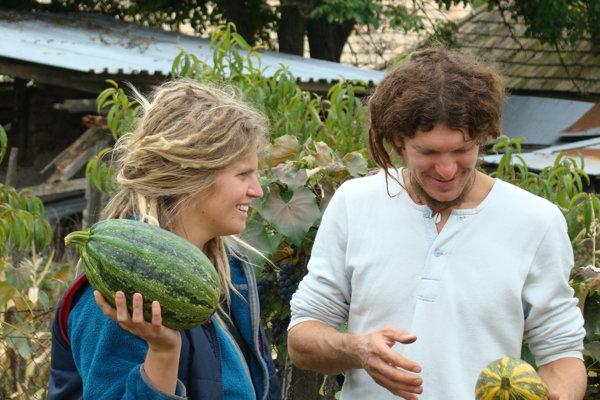 Veronika a Braňo vymenili ruch veľkomesta za život uprostred prírody.
