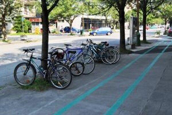 Požičovňa bicyklov v Žiline podporí cyklistickú dopravu.