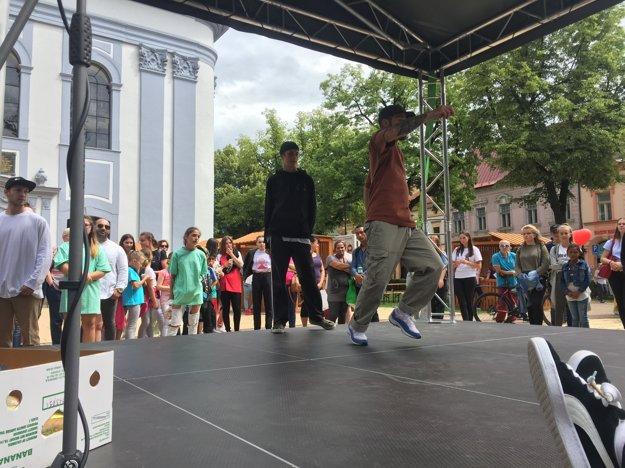 Tanečné pódium