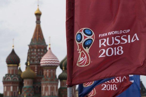 Rusko hostí svetový sviatok futbalu 2018.