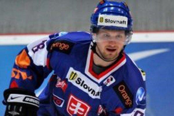 Tomáš Bulík obliekal aj dres Slovanu.