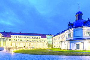 Hotel Royal Palace má päť hviezdičiek.