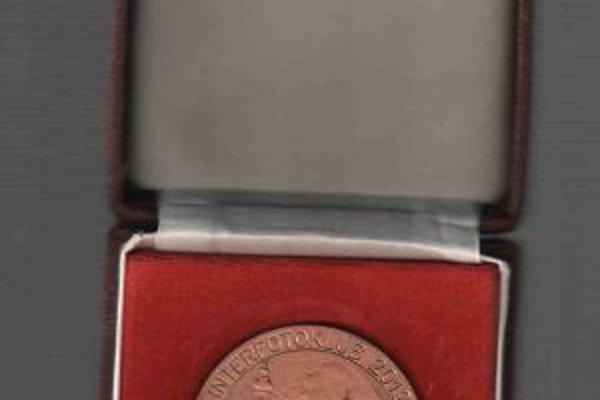 Bronzová medaila pre Fotoklub Obzor.