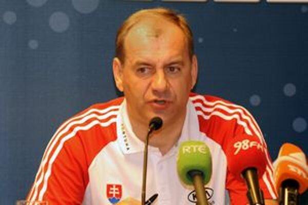 Vladimír Weiss verí vo víťazstvo slovenského tímu.