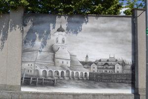 Tohto roku sa už objavila maľba skladu soli v Solivaroch.