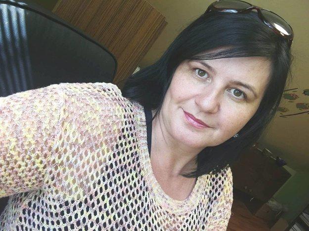 Gabriela Švecová.