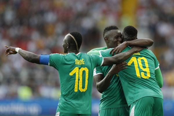 Senegal sa radoval z víťazstva.