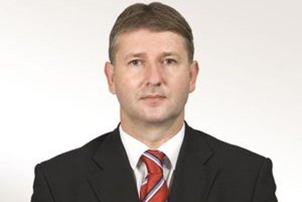 Primátor Bytče Miroslav Minarčik.
