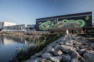 Grafity prístav