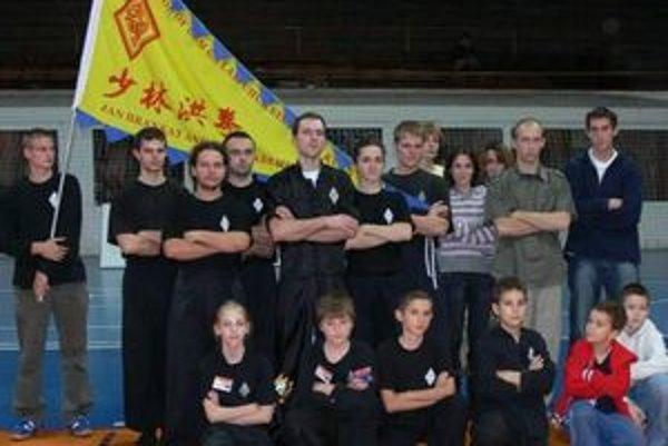 Škola kung-fu v Bytči v exhibícii predvedie ukážky tréningu a vystúpenia sa zúčastnia aj malé deti.