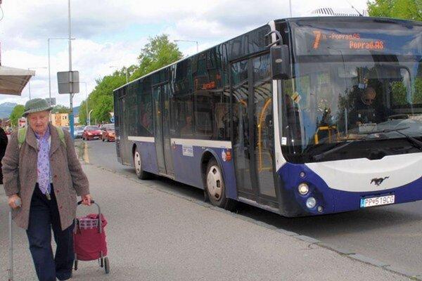 Autobusy budú mať zmenenú trasu.
