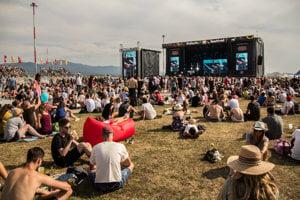 Festival Pohoda patrí k najväčším podujatiam na Slovensku.