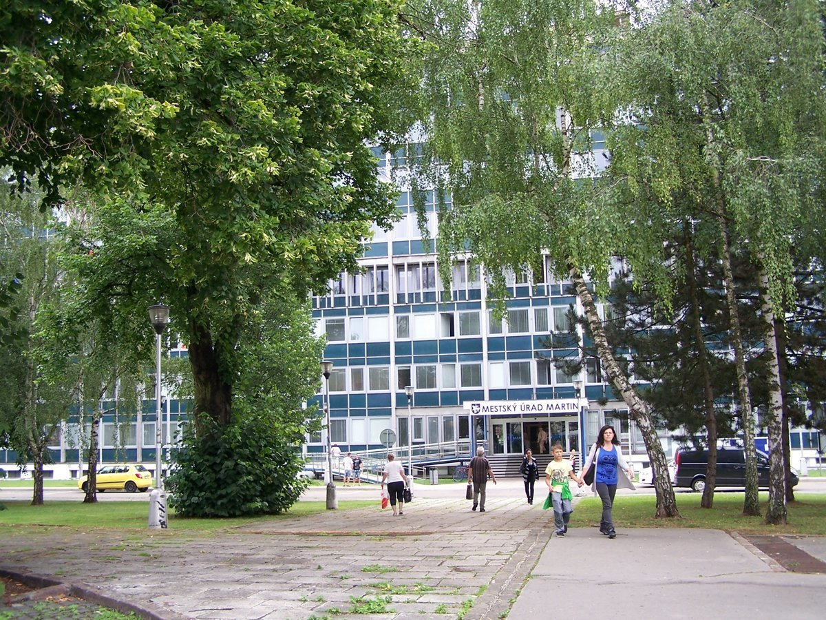 NAKA zadržala hlavného architekta mesta Martin - myturiec.sme.sk