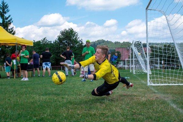 Ako sa hovorí, penalta sa nedá chytiť, iba zle kopnúť.