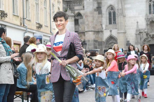 Deti z Fashion Kid Labu Jany Polak opäť potvrdili svoju tvorivosť.