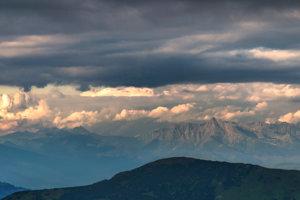 Na Vysoké Tatry sa pozerali len z diaľky.