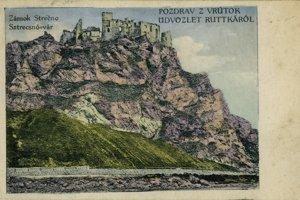 Pohľadnica z roku 1920.