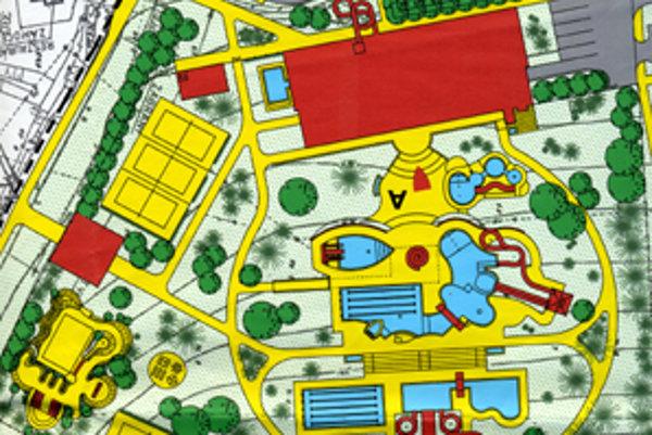 Na Solinkách má vyrásť Aquapark. Jeho súčasťou majú byť vonkajšie a vnútorné bazény, ďalšie športoviská a atrakcie. Do projektu už mesto investovalo viac ako 5 miliónov. V tejto chvíli však nikto netuší, či bude pokračovať.