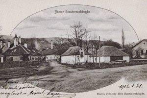 Hámor na začiatku 20. storočia