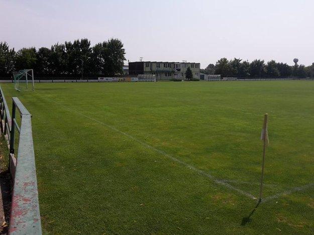 Na tomto štadióne sa hrávala aj III. liga