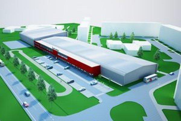 Nové športové centrum by malo vyrásť na Karpatskej ulici.