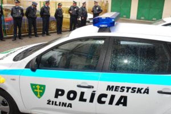 Na Mestskej polícii v Žiline našli audítori chyby.