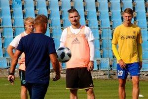 Futbalisti FC Košice už zaberajú v príprave na novú sezónu.