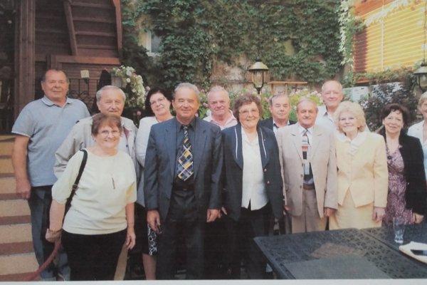 Na unikátne stretnutie ich prišlo trinásť, mnohí sa nevideli celých 60 rokov.