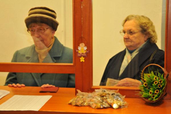 Záujemcami o kúpu štartovacích balíčkov boli prevažne dôchodcovia.